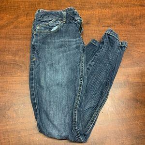 DKNY Dark Skinny Jeans